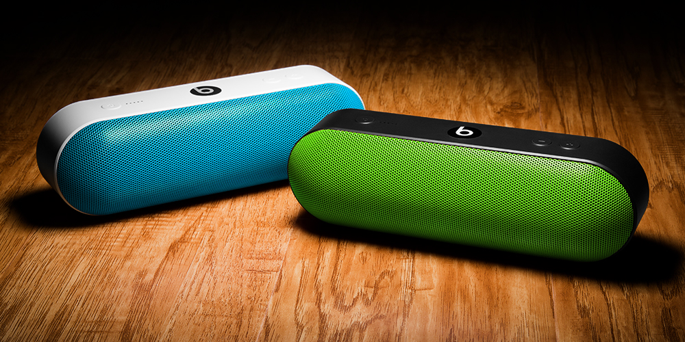 Beats Pill Dark Blue
