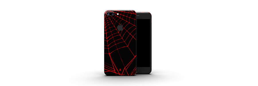 Black Widow iPhone 7 Plus skin