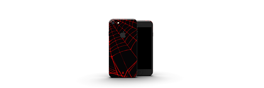 Black Widow iPhone 7 skin