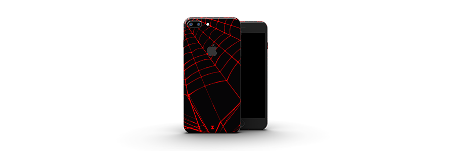 Black Widow iPhone 8 Plus skins