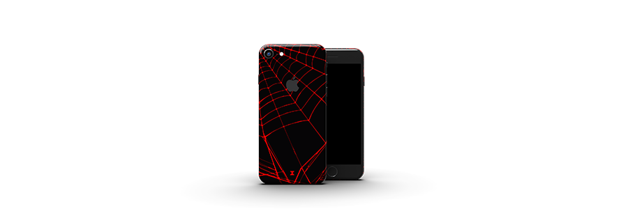 Black Widow iPhone 8 skins
