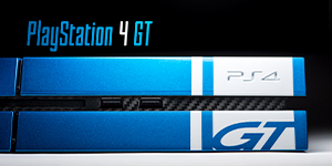 ColorWare Collection PlayStation 4 GT