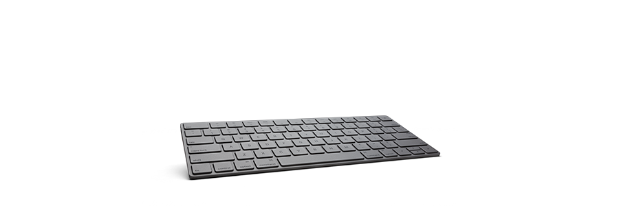 ColorWare Magic Keyboard Space Gray