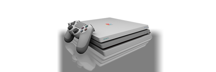 PlayStation 4 Pro Retro