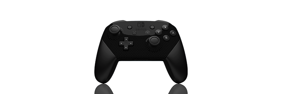 Pro Controller Shadow Carbon