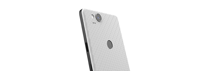 Google Pixel 2 Skin - Partial Back