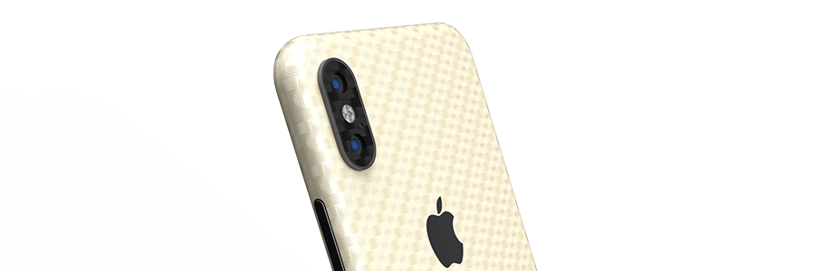 iPhone X Skin - Full Back