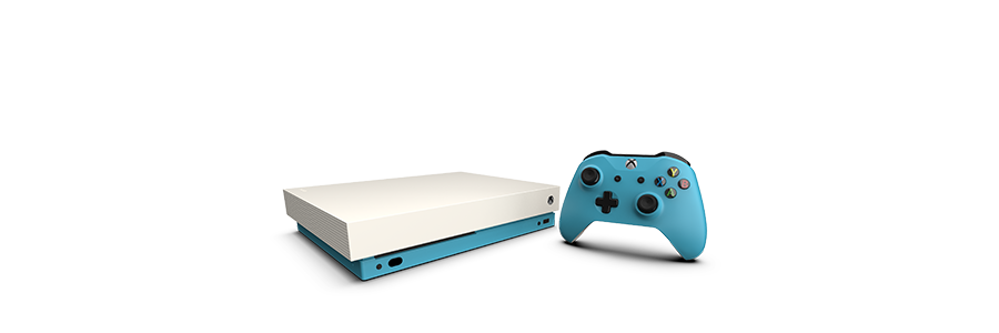 Xbox® One X Painted
