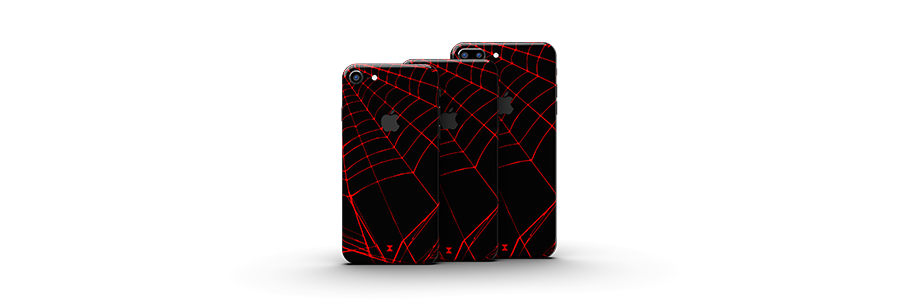 Black Widow iPhone skins