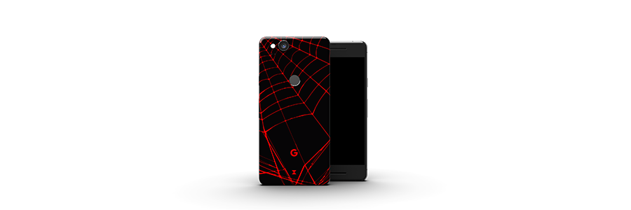 Black Widow Pixel 2 skins