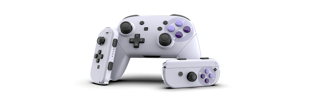 ColorWare 16 bit controllers