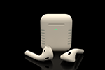 AirPods Retro with Wireless Charging Case