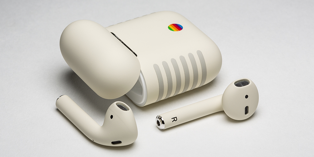 AirPods Apple modificados Coloeware