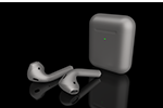 AirPods Space Gray with Wireless Charging Case