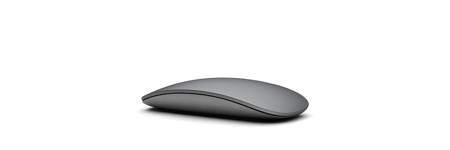 ColorWare Magic Mouse 2 Space Gray
