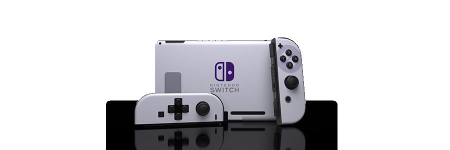 Switch 16-bit Skin