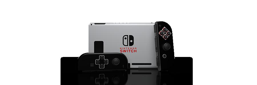 Switch 8-bit Skin