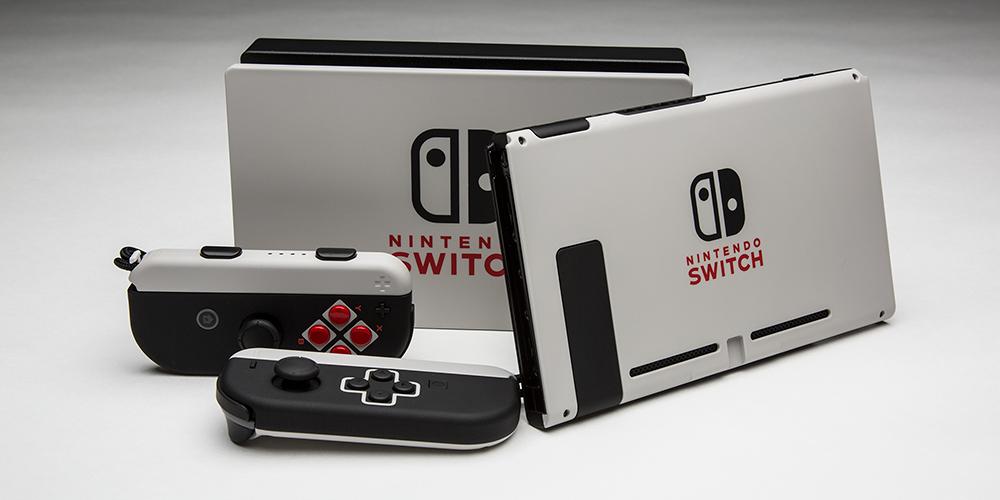 Switch 8-bit