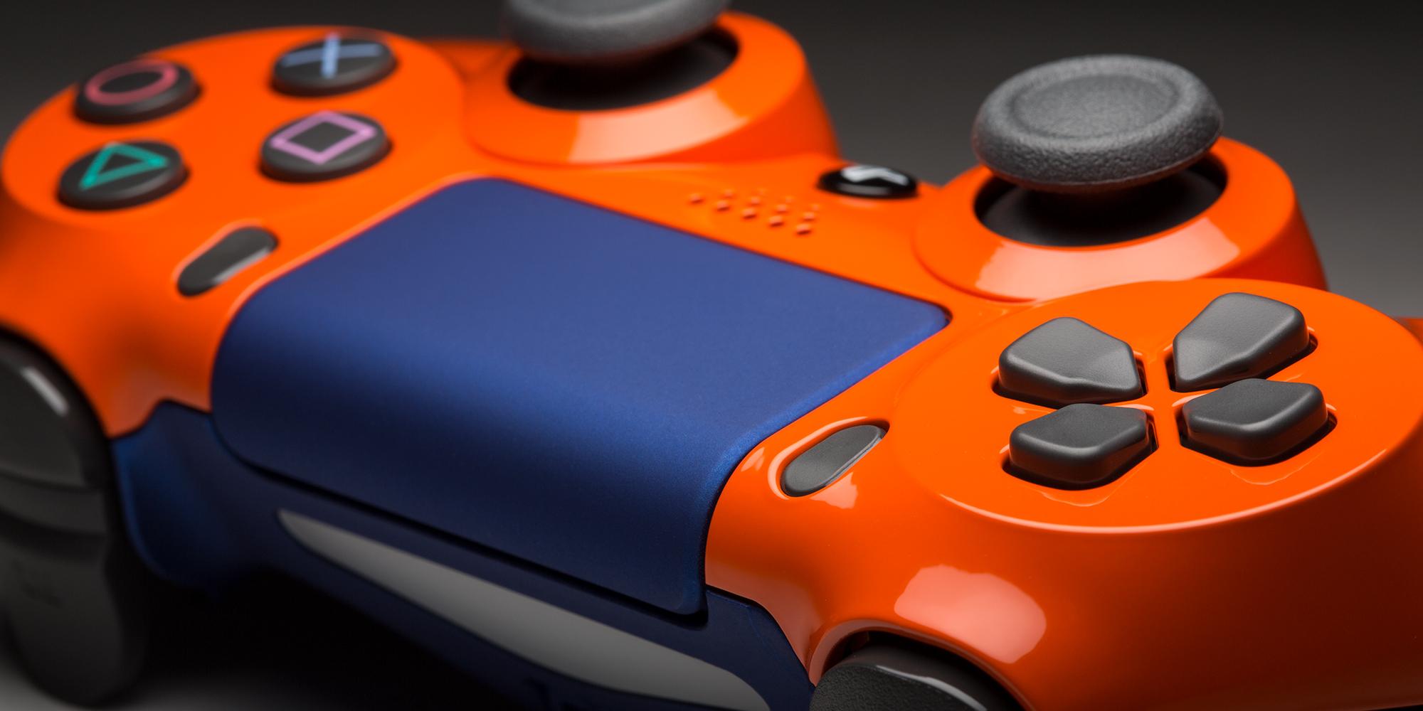 DUALSHOCK 4 | Custom PS4 Controllers | Colorware