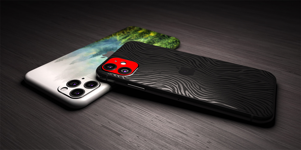 iPhone 11 Skin - Glass Only