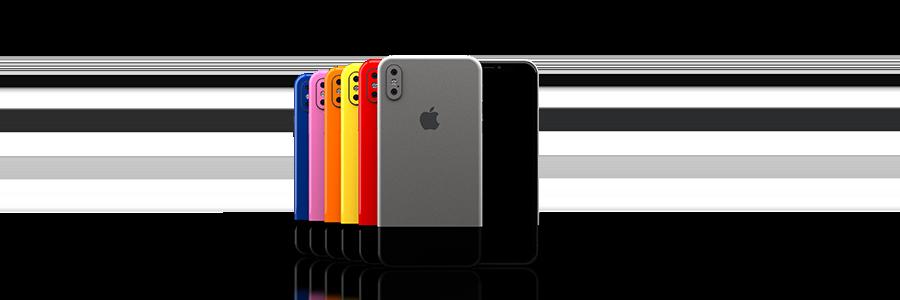 Original iPhone X skins
