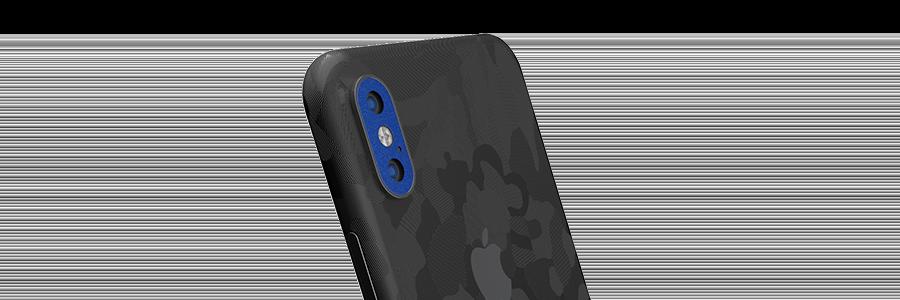 iPhone X Skin - Full Back