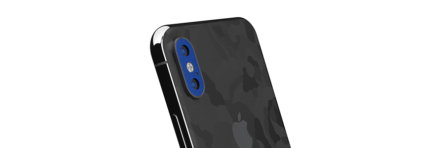 iPhone X Skin - Glass Only