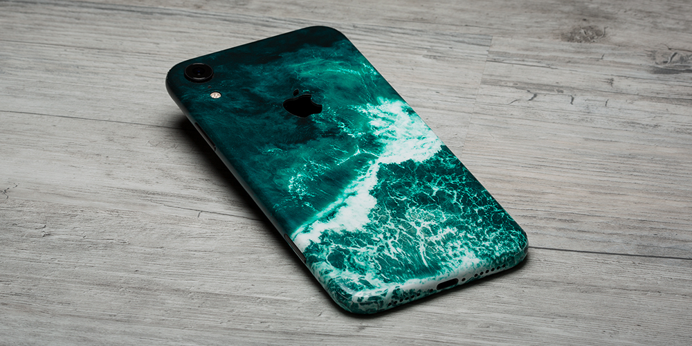 iPhone Xr Skin - Full Back