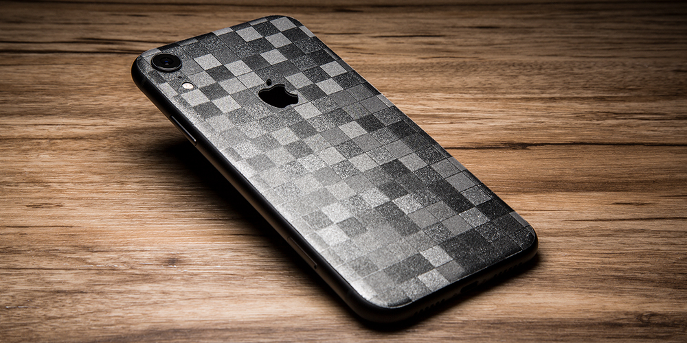 iPhone Xr Skin - Glass Only
