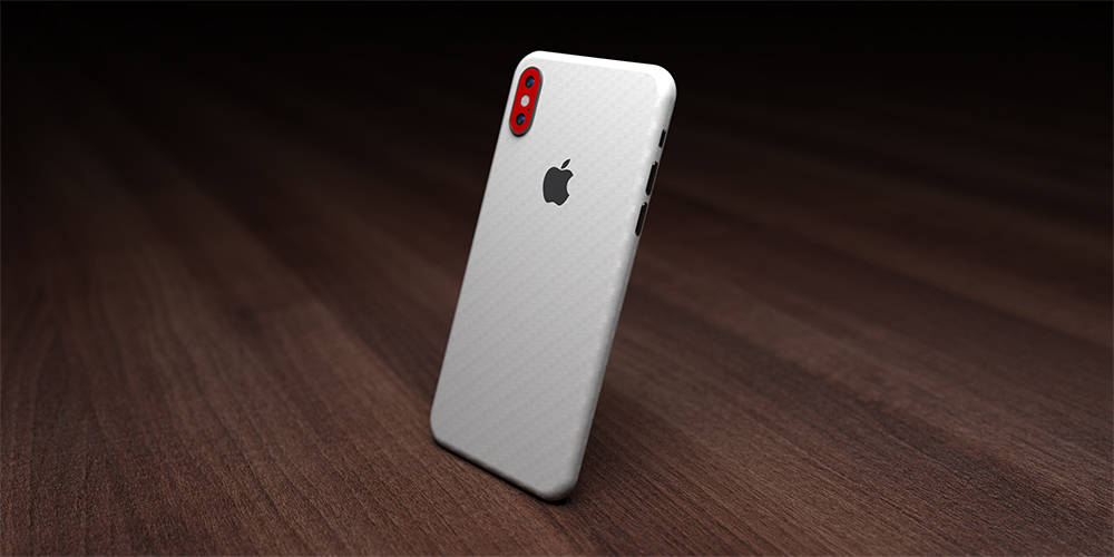 iPhone Xs Skin - Full Back