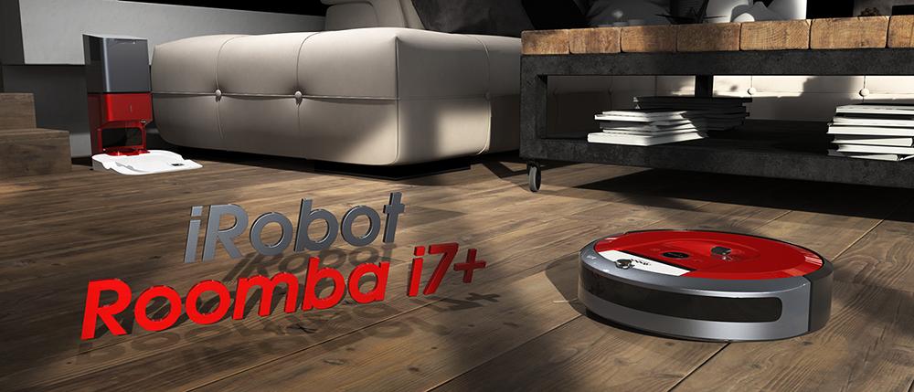 iRobot Roombas