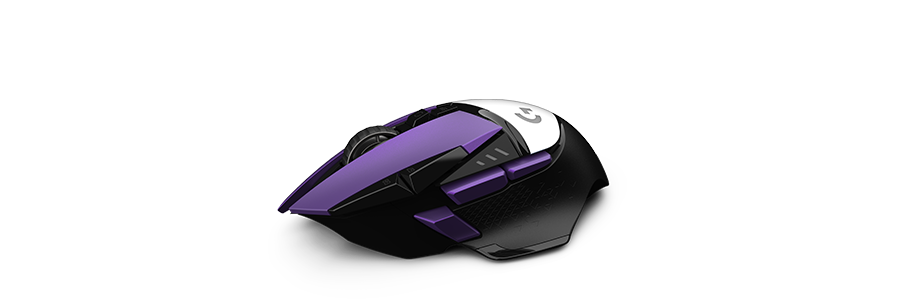 Logitech G502 Mouse Painted
