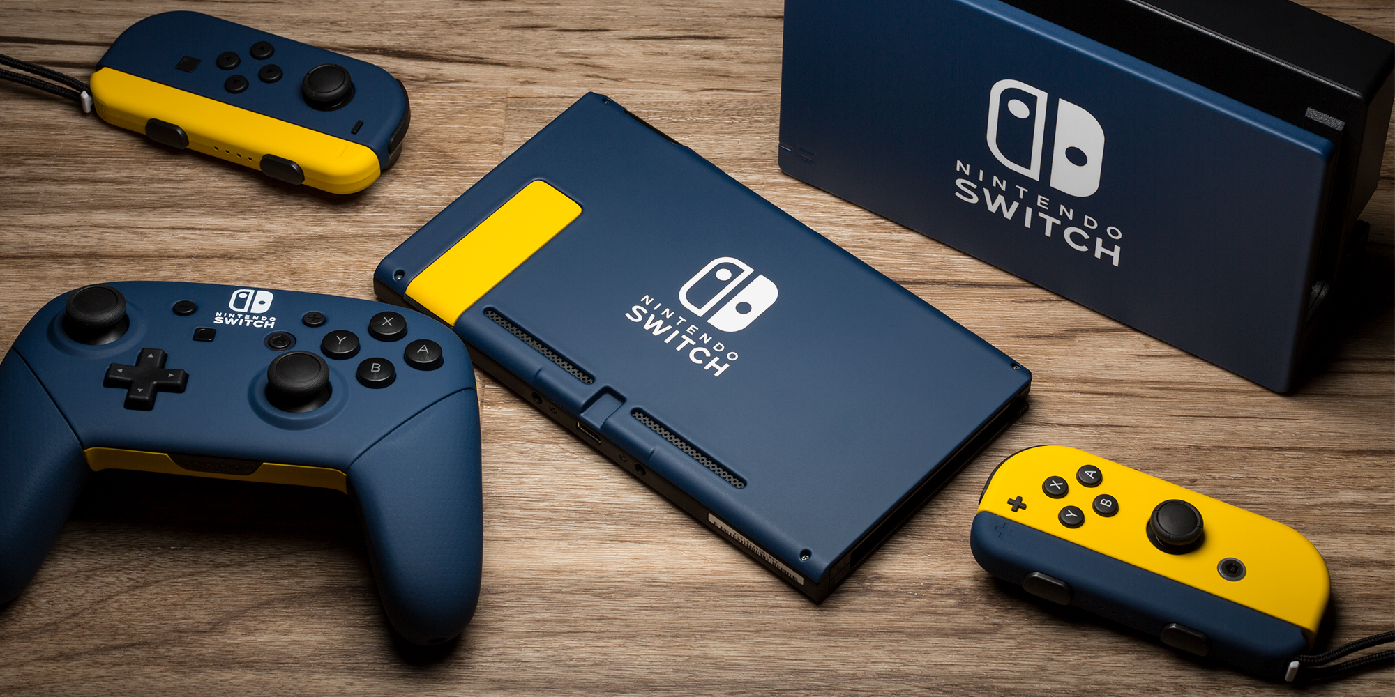 Nintendo Switch | Custom Nintendo Console | Colorware
