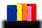 Original iPhone Hues skins