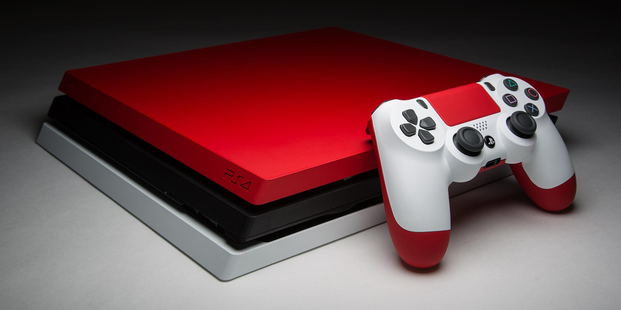 PlayStation 4 Pro | PlayStation 4 Custom | Colorware