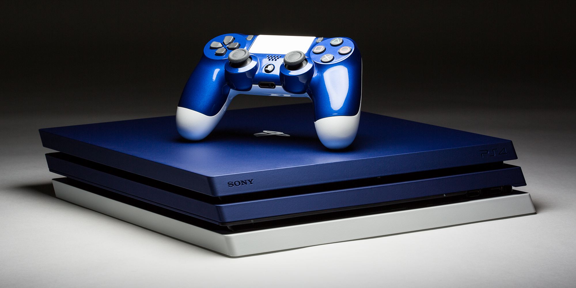 PlayStation 4 Pro | PlayStation 4 Custom | Colorware