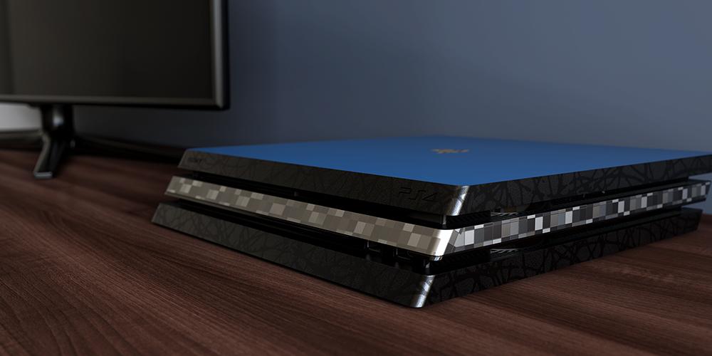 PlayStation 4 Pro Skin