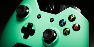 ColorWare  Inc  2050 W 4th St  Winona  MN 55987Xbox One Green Color