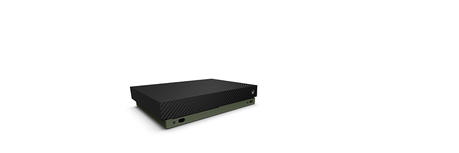 Xbox® One X Skin
